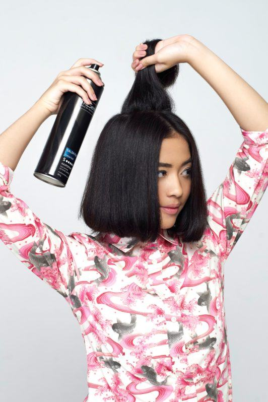 Stay frizz-free: How to style a bob 6