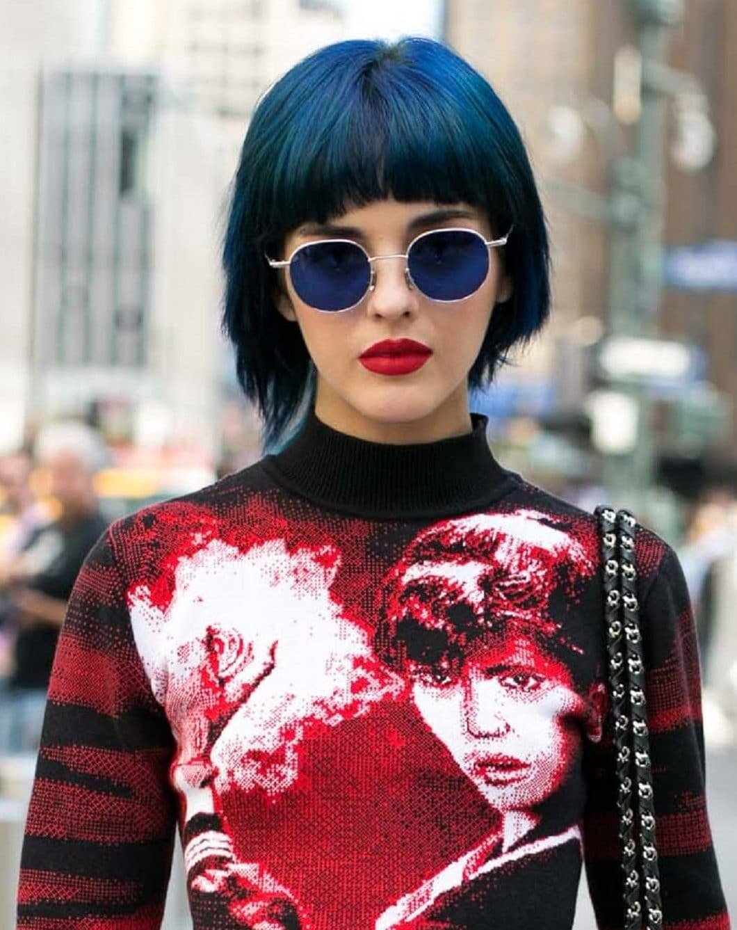 Hair Color For Short Hair Bold Choices For You To Choose