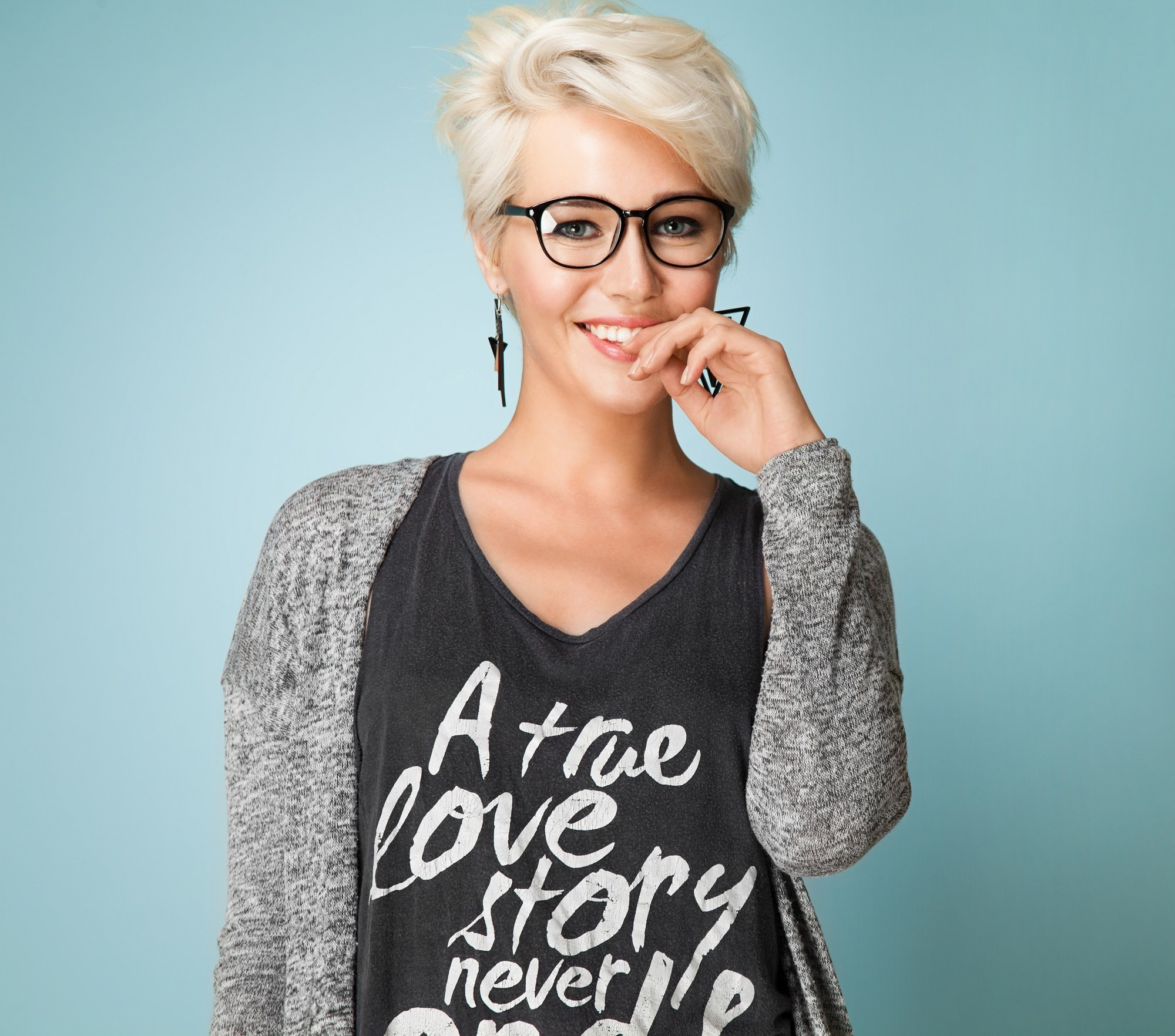Short Blonde Hair Hairstyles And Haircuts To Try