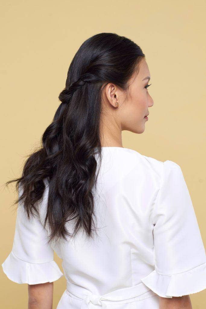 Amazing Valentine Hairstyles 10 Half Updos Perfect For Romantic Dates Schematic Wiring Diagrams Amerangerunnerswayorg