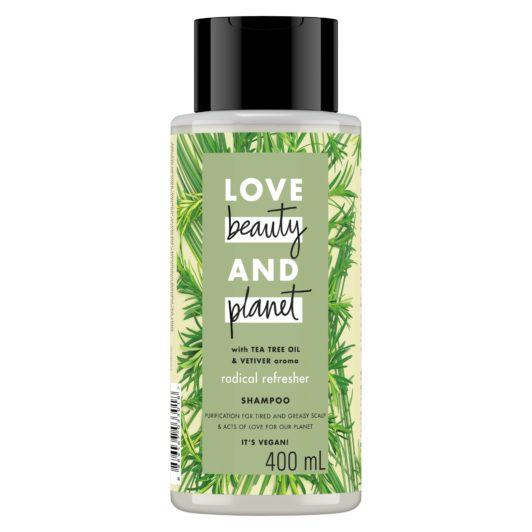 Love Beauty and Planet Radical Refresher Shampoo