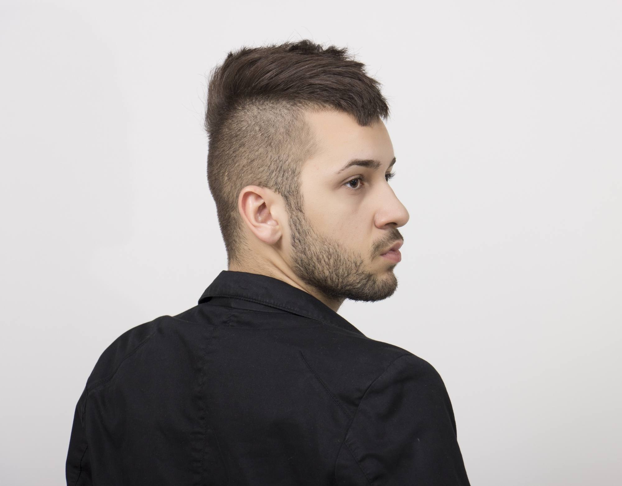 4 Cool Ways to Wear the Mohawk Fade | All Things Hair ...