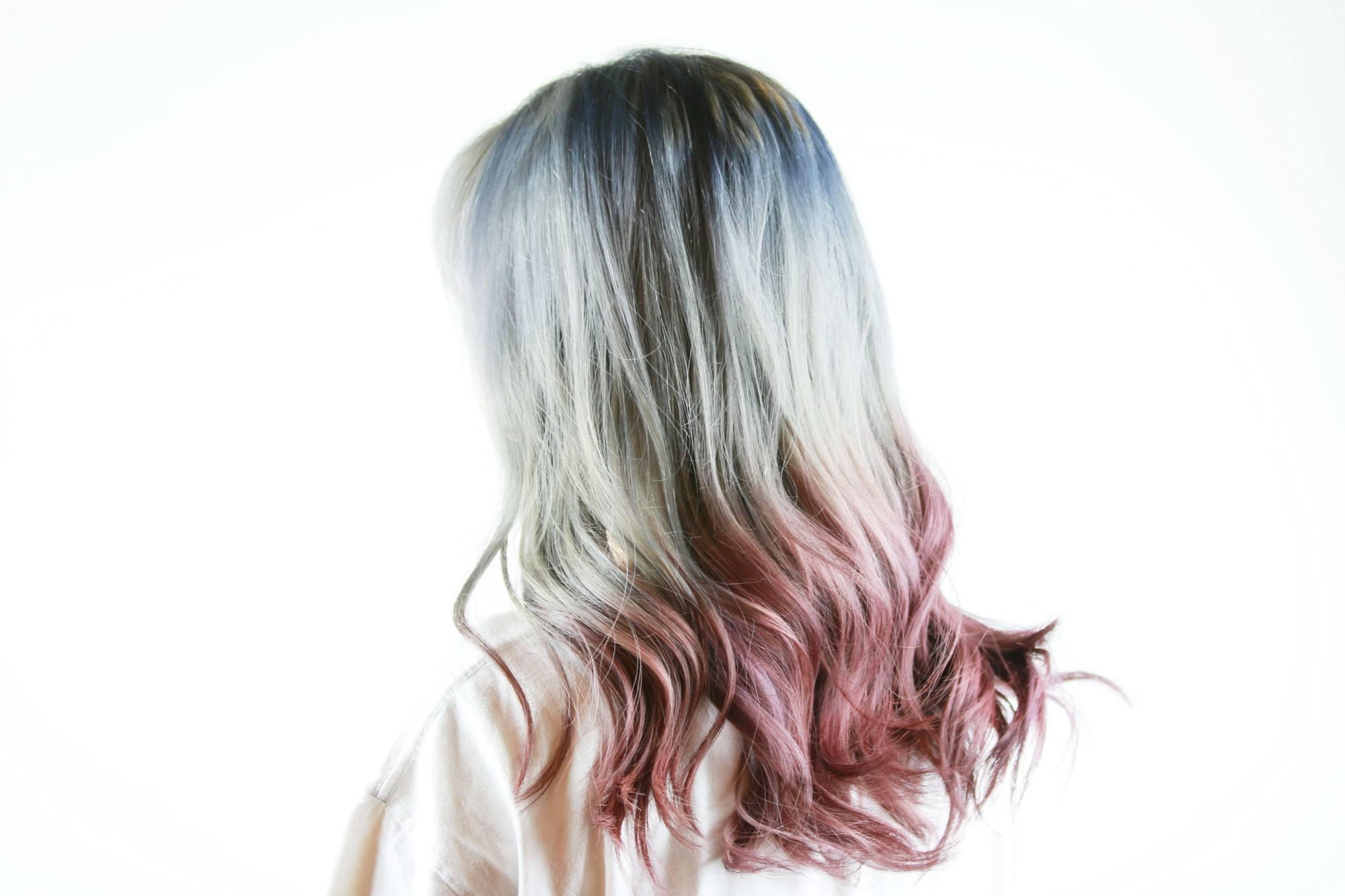 Ash Hair Color Pegs in 9   All Things Hair PH
