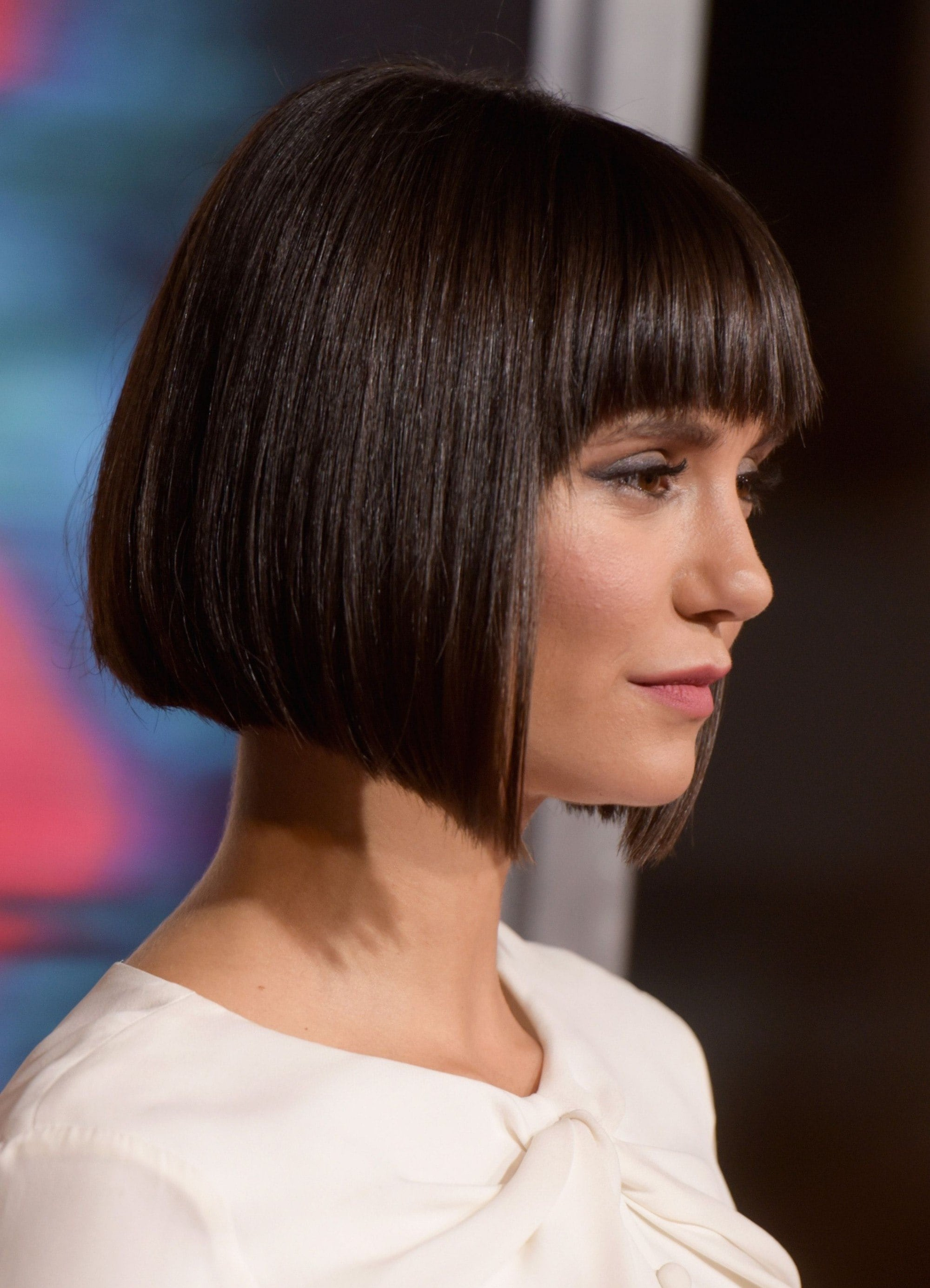 Choppy Bob: 12 Ways to Wear This Layered Hairstyle