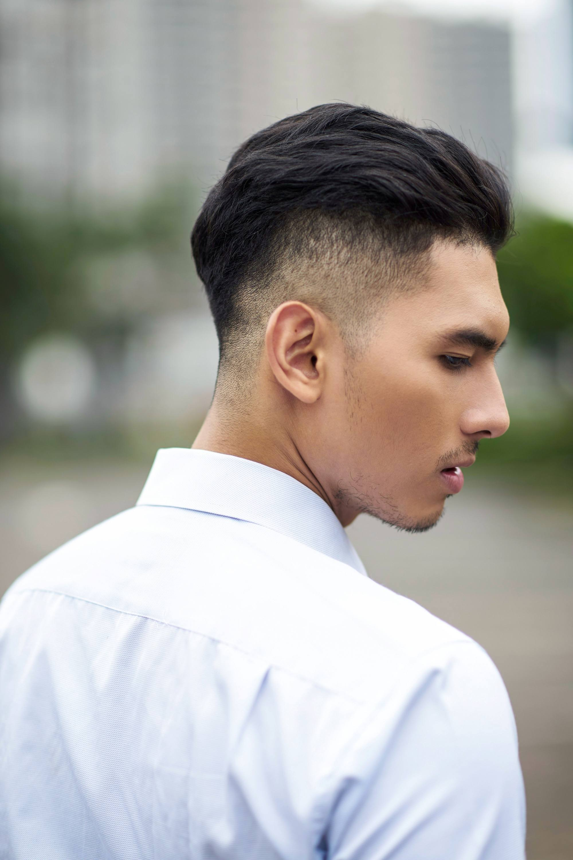 9 Hairstyles for Men with Round Faces   All Things Hair PH