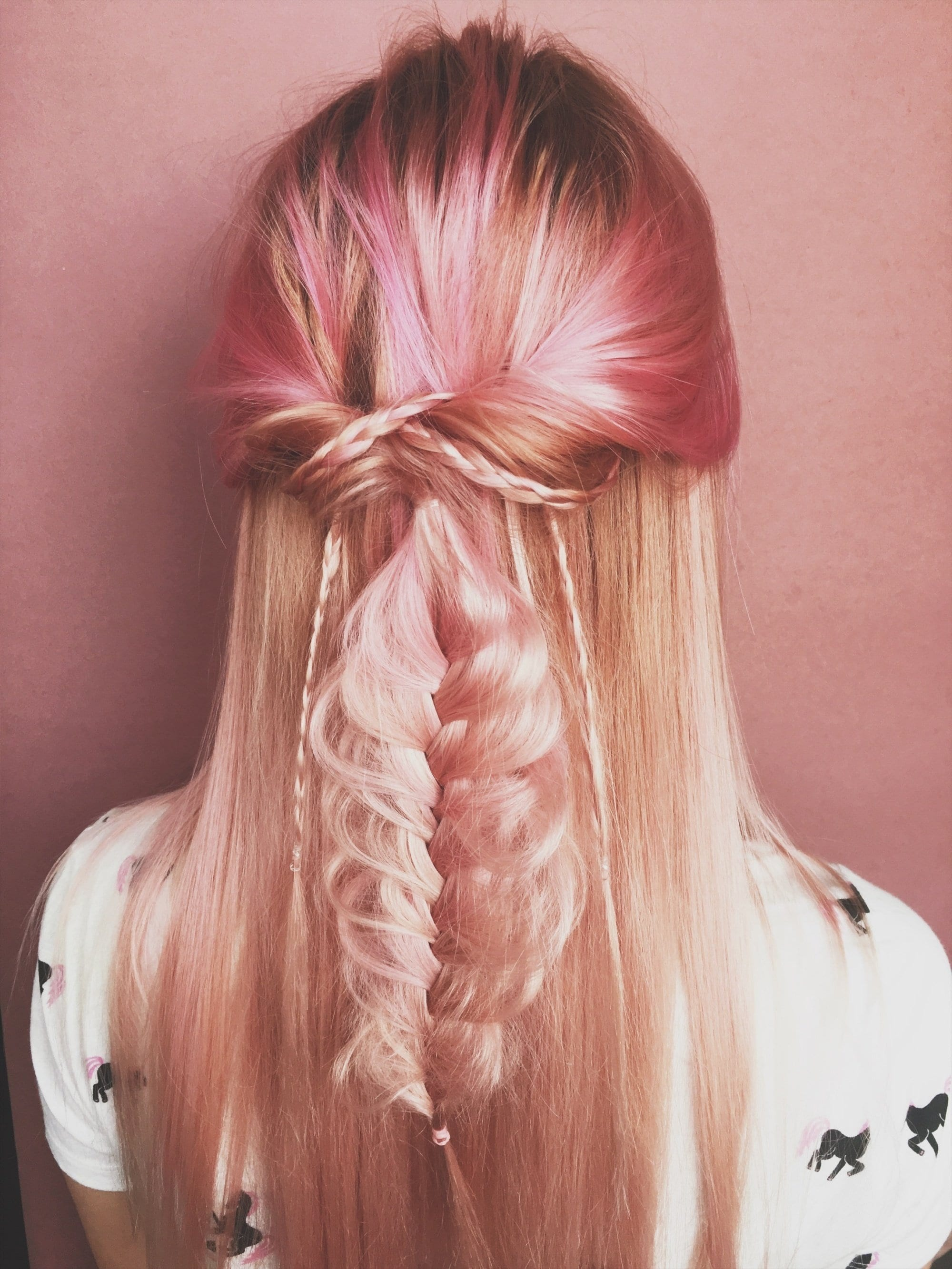 Rose Gold Hair Color Tips And Hairstyles For Pinays All Things Hair Ph