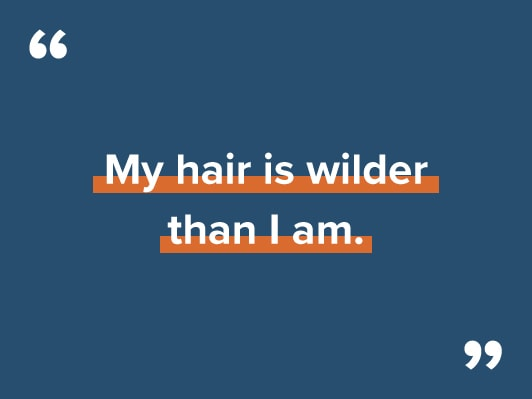 Messy Hair Quotes Pinays Can Relate To | All Things Hair PH