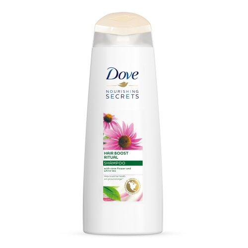 Dove Nourishing Secrets Hair Boost Ritual Shampoo