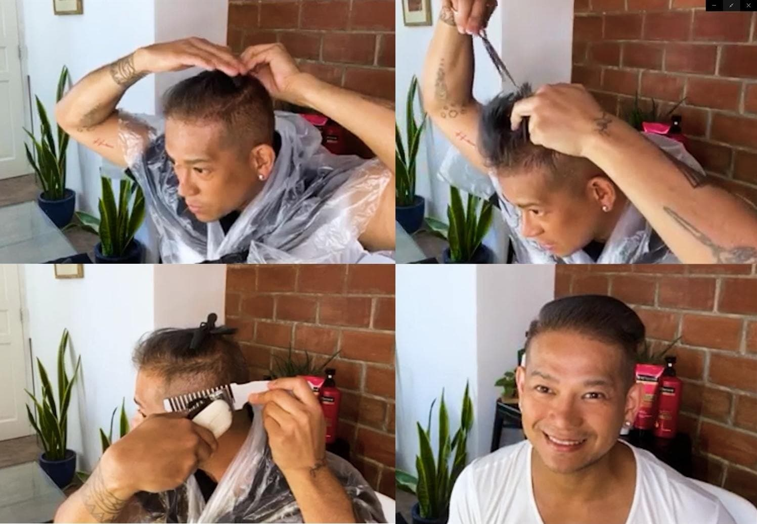 How To Cut Your Own Hair For Men All Things Hair Ph