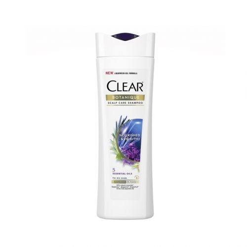 CLEAR Botanique Scalp Care Shampoo