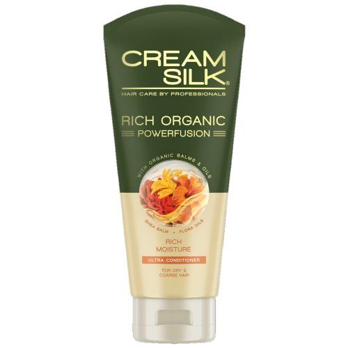 Bottle of Crich Organic Powerfusion Conditioner