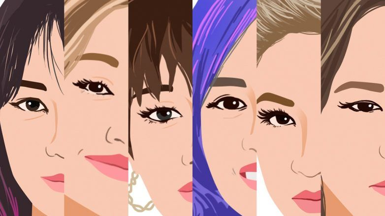 Cover art featuring FIlipina artists for My Hair My Say