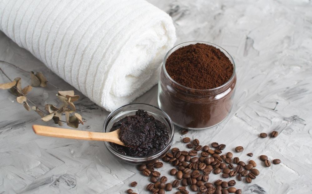 สูตรหมักผมให้มีน้ำหนัก กาแฟหมักผม
