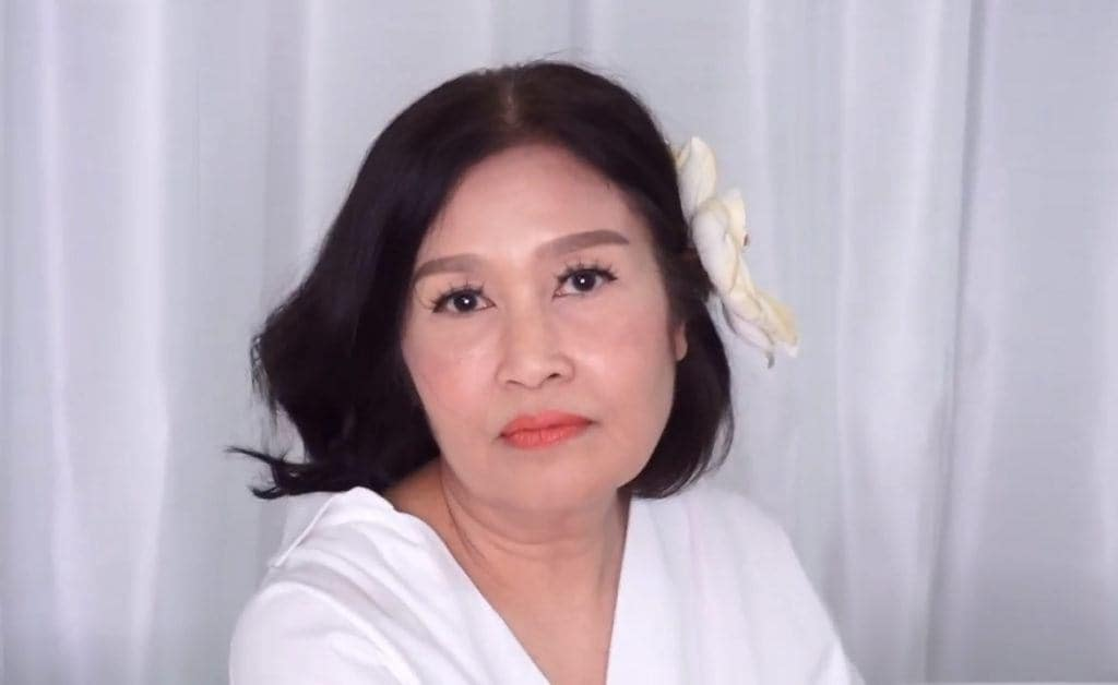 ทำผมวันแม่