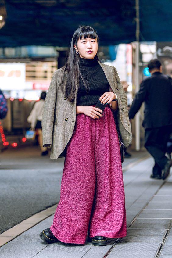 แฟชั่นทรงผมญี่ปุ่น